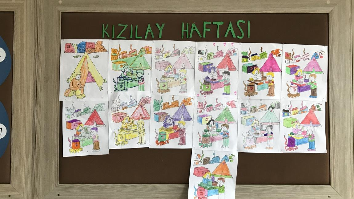 Kizilay Haftasi Suleymanobasi Ilkokulu
