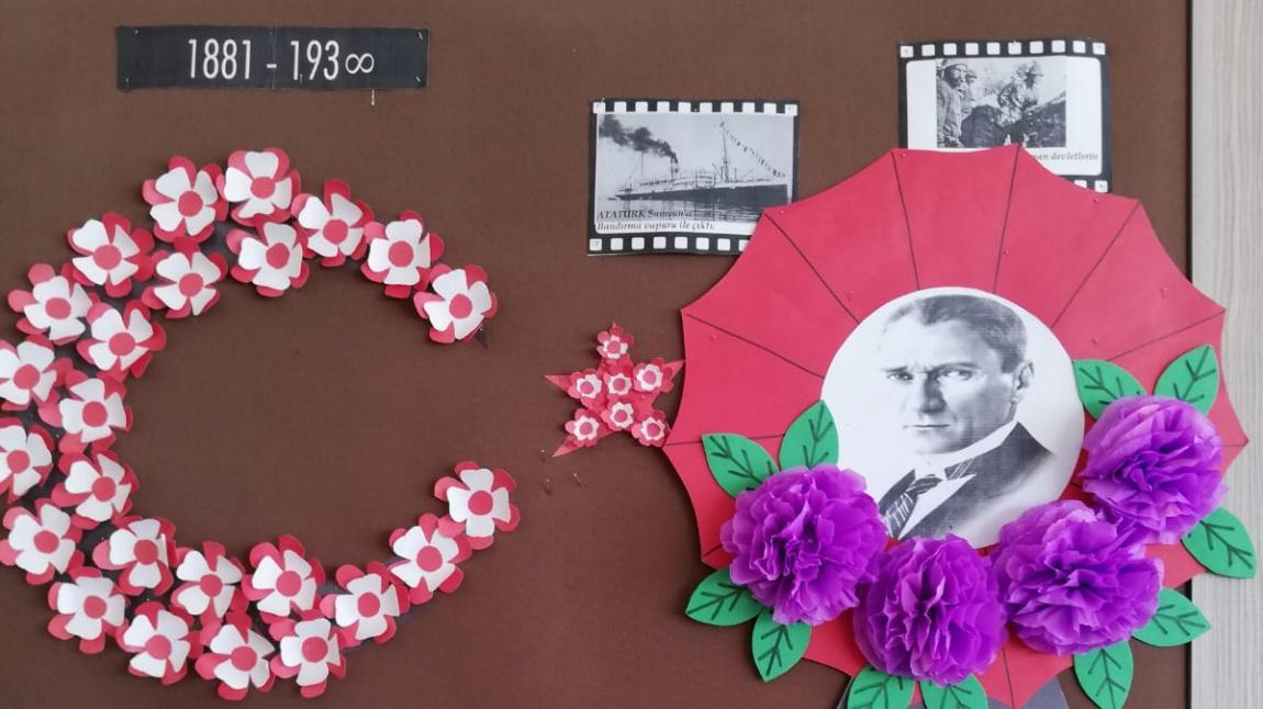 10 Kasim Ataturk Rozeti 2 A Suleymanobasi Ilkokulu